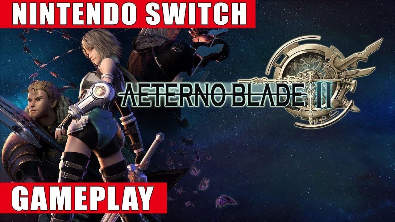 Gameplay από το AeternoBlade II