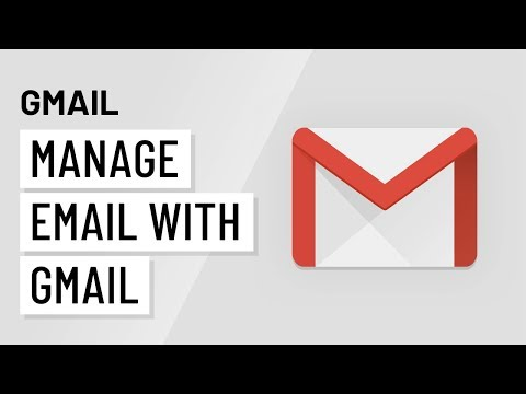 Gmail Managing Email With Gmail Youtube