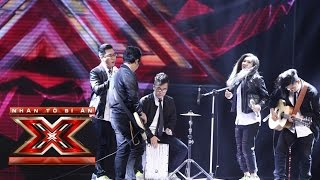 maps - nhom dolphins tap 3 vong hoi ngo - the x factor - nhan to bi an 2016 season 2