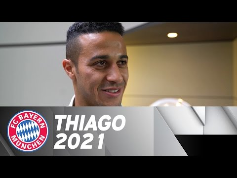 Until 2021! Thiago reacts to contract extension