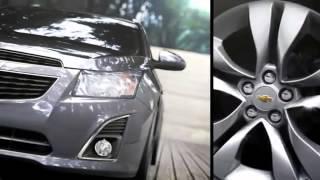 Chevrolet Cruze SW - Шевроле Круз универсал.mp4