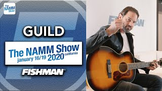 Guild Interview - live at The NAMM Show 2020