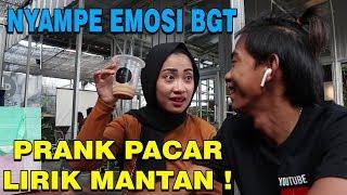 PRANK PACAR KETEMU MANTAN DI CAFE ENDINGNYA NGAKAK BANGET !