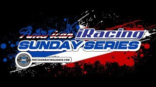 OSRN Presents - PRL American Iracing Sunday series live from Lucas Oil online broadcast
