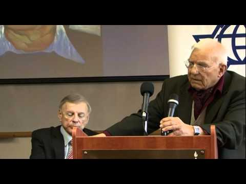 """Symposium: """"The Middle East Maelstrom: One Year Later"""""""