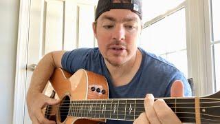 heaven | 1-minute guitar lesson