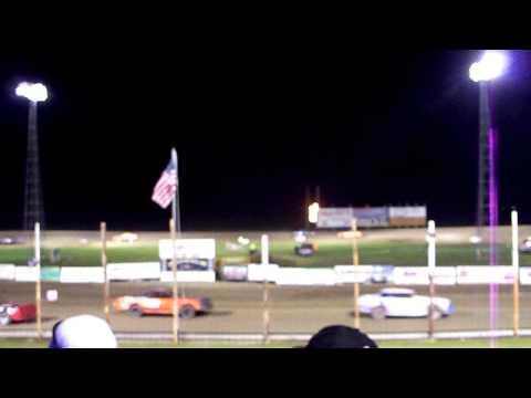 100 0723 2015-09-07 Devils Lake Speedway Street/pure Stock Mechanics