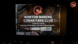 Detective Conan: The Fist of Blue Sapphire | Nobar Conan Fans Club Jabodetabek
