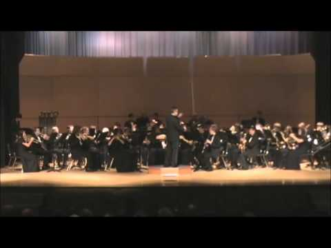 Creekview High School Symphonic Band - Nov 2013