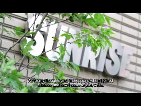 Inside Sunrise (anime studio tour, 1080p)