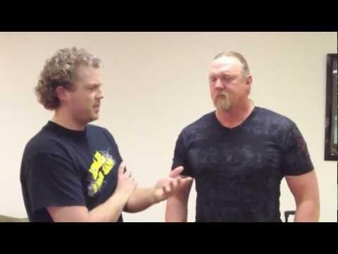 David Dean Interviews Trace Adkins