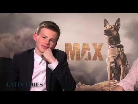 "Josh Wiggins, Boaz Yakin talk ""MAX"" movie"