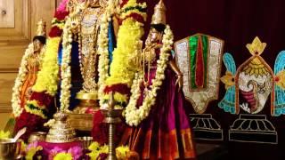 "Divine Hymns from 4000 Divyaprabandham (Dravida Veda Saram) - ""Azhwar Pasurams"" (Carnatic Rendition)"