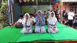 Marawis Junior Bani Sanjur Indonesia Sufna Yuna