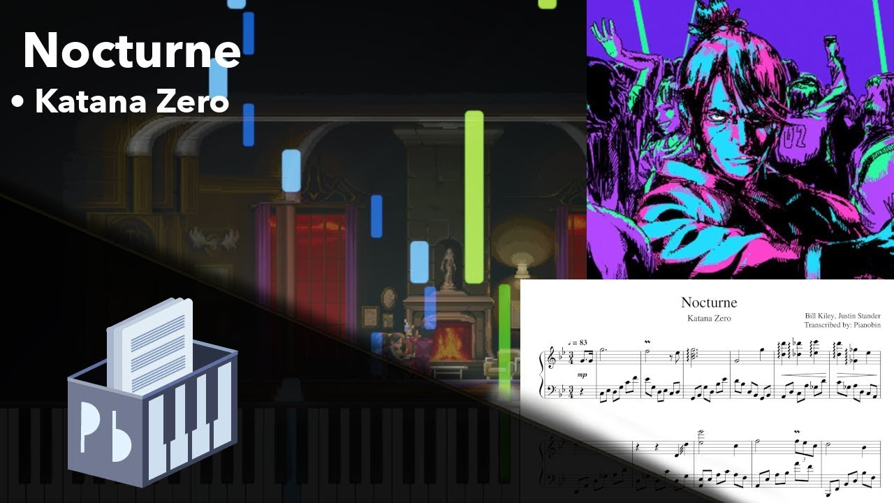 Katana zero soundtrack