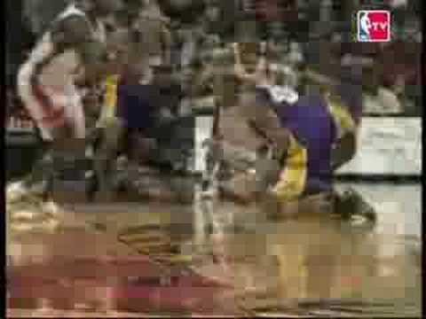 Top 10 dunks Kobe Bryant 2005-2006