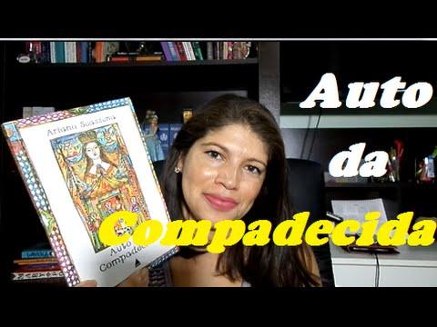 livro-lido:-o-auto-da-compadecida---ariano-suassuna