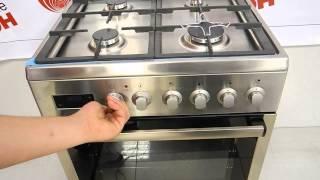 Газовая плита с электрической духовкой GORENJE K 65320 AX