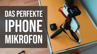 Rode Wireless Go - das perfekte Mikrofon fürs iPhone
