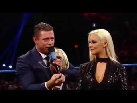 Miz TV with special guest Dean Ambrose WWE Smackdown Dec 6, 2016 thumbnail