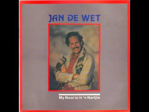 Jan de Wet – Dit Is Verby