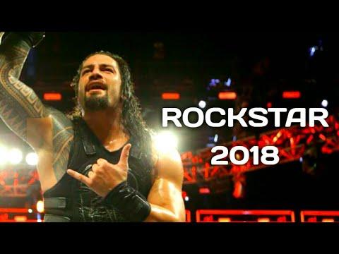 WWE Roman Reigns Tribute - Rockstar 2018 HD