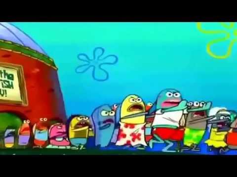 Spongebob Squarepants - a lot of episodes - fanny cartoon 2016