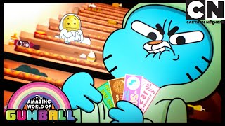 Gumball and Idaho Get Carried Away  | Gumball | Cartoon Network