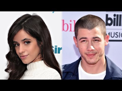 Camila Cabello Almost KISSED Nick Jonas On NYE & Breaks iTunes Record