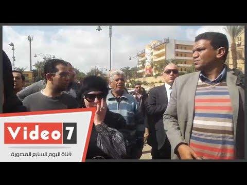 الفنانة ميار الببلاوى تودع -محمد متولى- بالدموع  - 14:22-2018 / 2 / 18