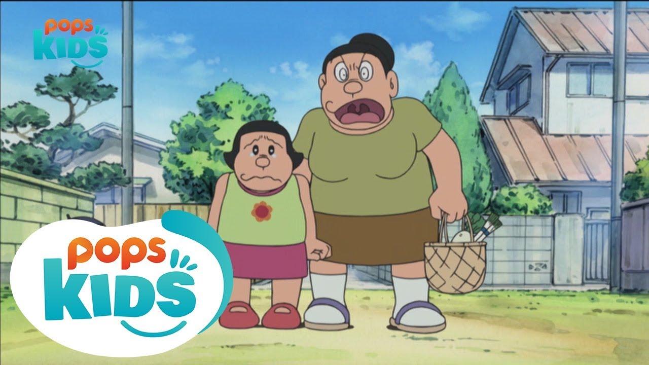 [S6] Hoạt Hình Doraemon Tiếng Việt – Chuyện Ông Nhà Văn