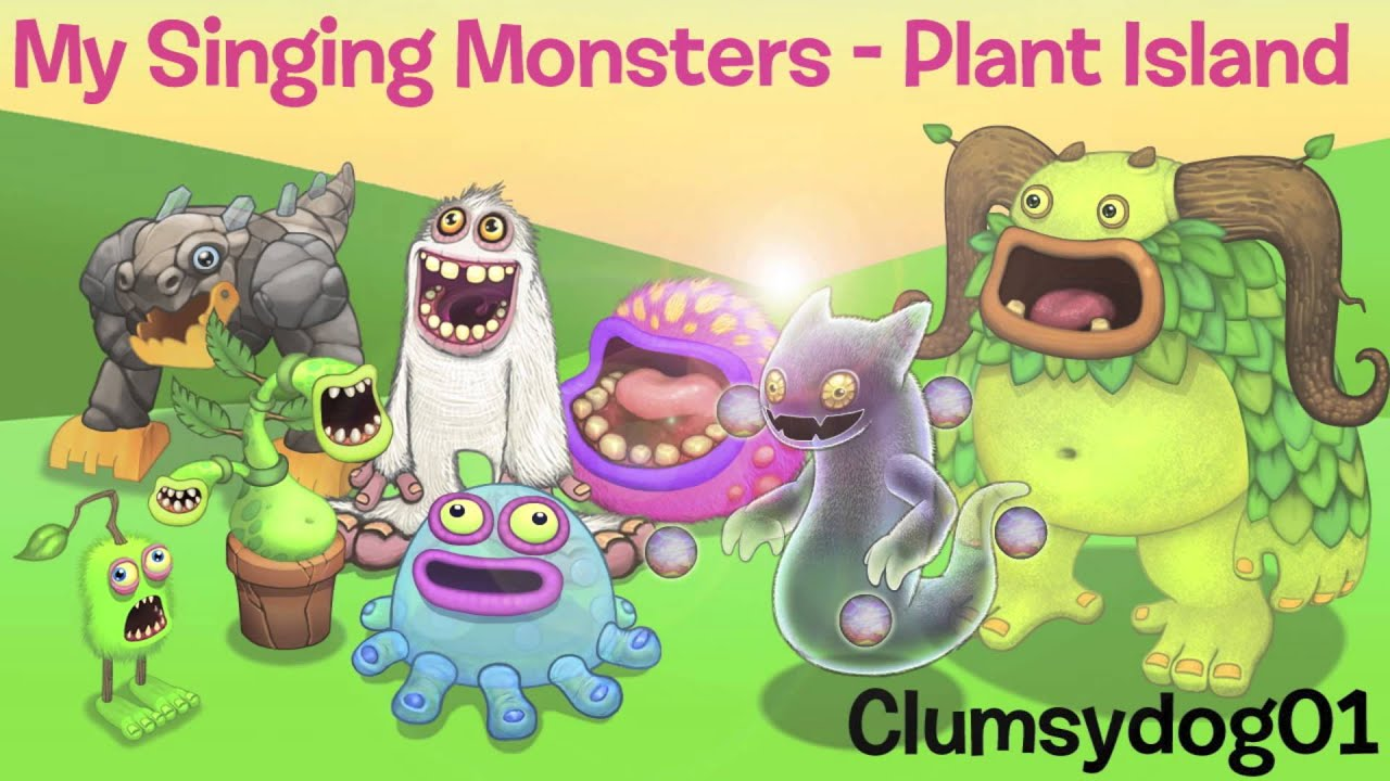 Island Monsters My Singing Wublin