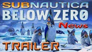 ТРЕЙЛЕР ● Subnautica BELOW ZERO News #14●Сабнатика Ниже Нуля
