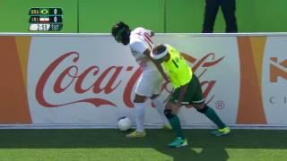 Football 5-a-side | Brazil vs Iran | Preliminary Match 9 | Rio 2016 Paralympic Games