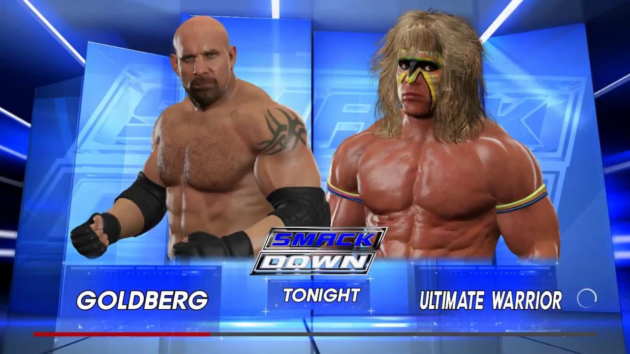 Why Goldberg is Best? Goldberg vs Ultimate Warrior ...