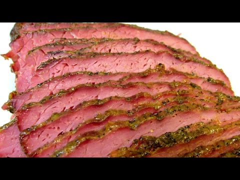 Corned Beef Brisket Recipe - Honey Mustard Glazed Corned Beef - The ...