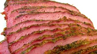 Corned Beef Brisket Recipe - Honey Mustard Glazed Corned Beef - The Best