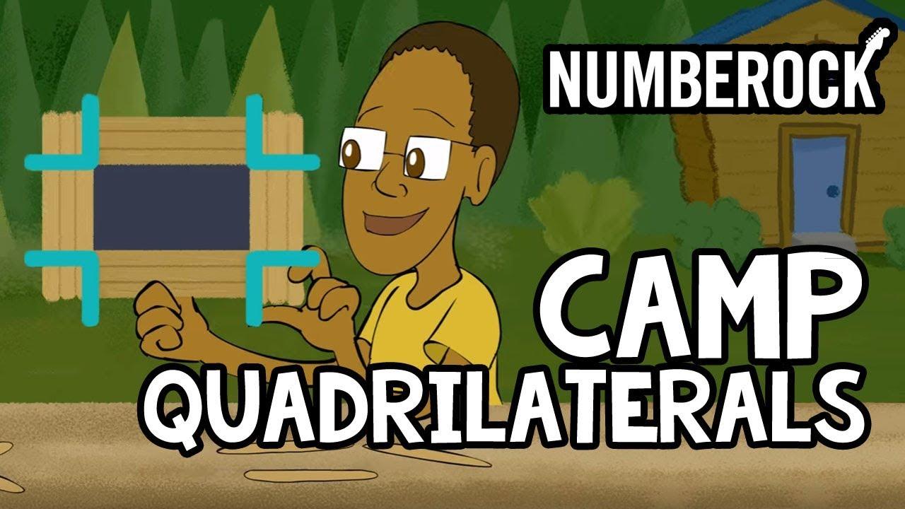 Quadrilaterals Song   Types of Quadrilaterals   Classifying Quadrilaterals  - YouTube [ 720 x 1280 Pixel ]