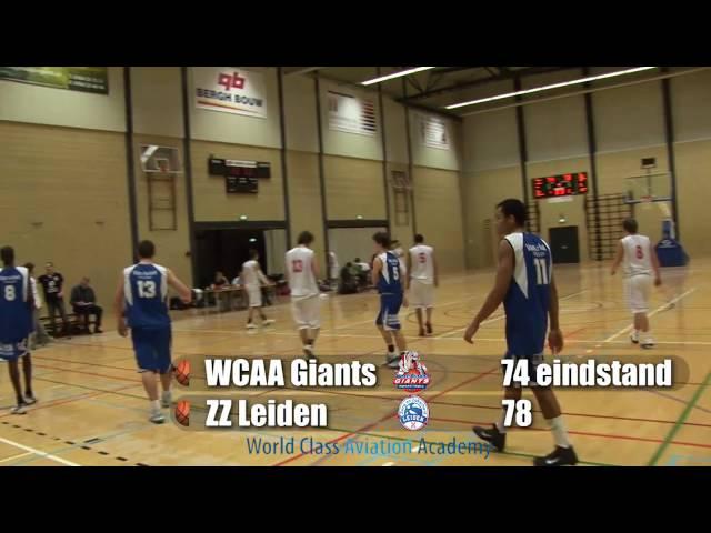 Giants U20 vs Leiden U20