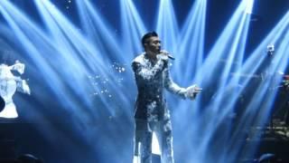 周柏豪 在ONE STEP CLOSER PAKHO LIVE 2017 獻唱百年不合