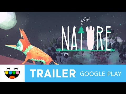 Create Your Own Landscapes | Toca Nature | Google Play Trailer | @TocaBoca