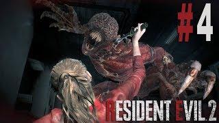 TWARDY LIZAK! [#4] Resident Evil 2 Remake
