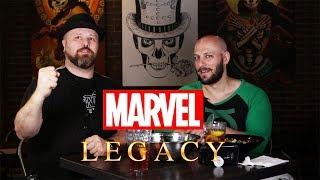 Marvel Comics Legacy event review | TNTM COMIC BOOK TALK