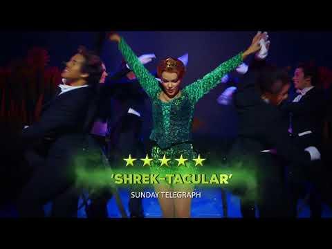 Trailer: Shrek The Musical UK Tour