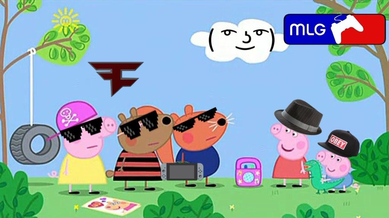 Mlg Peppa Pig Grows Up Youtube