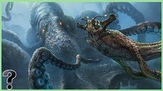 What If Cirein-Cròin Fought The Kraken?