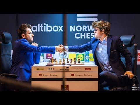 The Masterpiece: Aronian vs Carlsen Norway Chess 2017 | Game Analysis