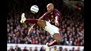 Thierry Henry  ● Best Skills Ever ● Pure Elegance     HD