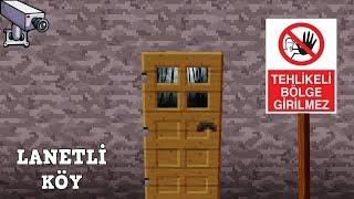 LANETLİ KÖY #5 - (Minecraft)