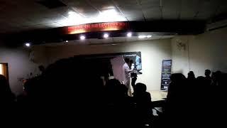 Bidrohi Poem In Noakhali Version  In Dhaka University Sirajul Islam Hall